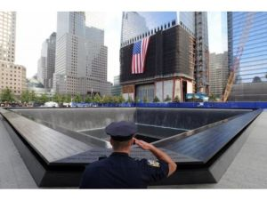 9-11 police officer